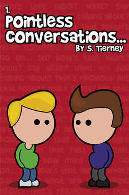 Tierney, Scott - Pointless Conversations: Superheroes, ebook