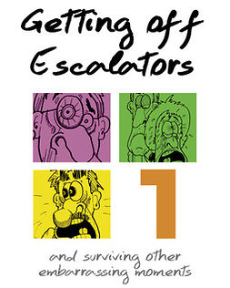 Tierney, Scott - Getting Off Escalators - Volume 1, e-bok