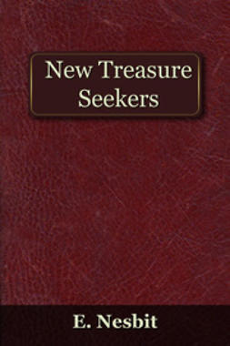 Nesbit, Edith - The New Treasure Seekers, ebook