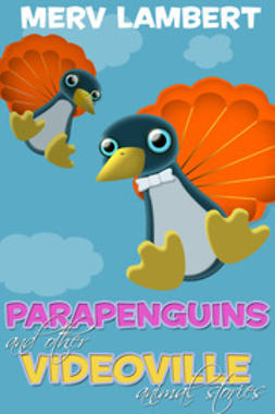 Lambert, Merv - Parapenguins, ebook