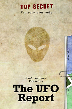 Andrews, Paul - Paul Andrews Presents - The UFO Report, ebook