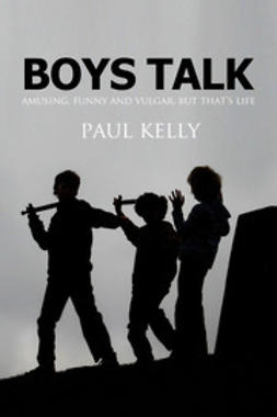 Boys talk a fiction novel of boys leaving school