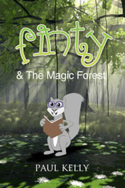 Kelly, Paul - Finty & The Magic Forest, e-kirja