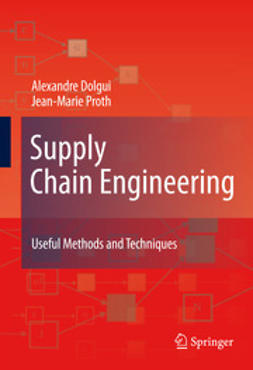 Dolgui, Alexandre - Supply Chain Engineering, ebook