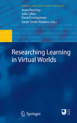 Peachey, Anna - Researching Learning in Virtual Worlds, ebook