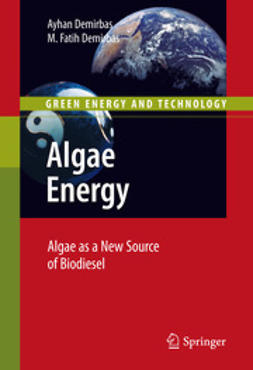 Demirbas, Ayhan - Algae Energy, ebook