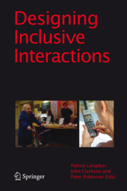 Langdon, Patrick Martin - Designing Inclusive Interactions, ebook