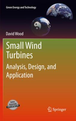 Wood, David - Small Wind Turbines, e-bok