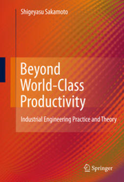Sakamoto, Shigeyasu - Beyond World-Class Productivity, ebook
