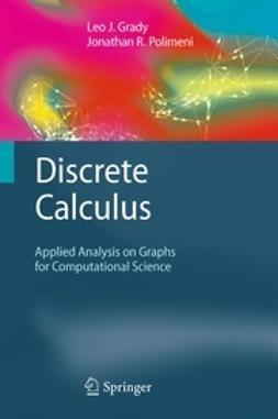 Grady, Leo J. - Discrete Calculus, ebook