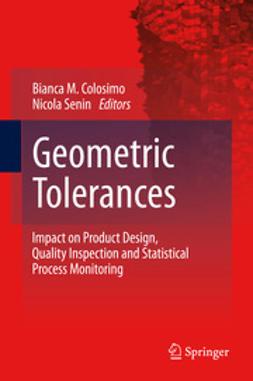 Colosimo, Bianca M. - Geometric Tolerances, ebook
