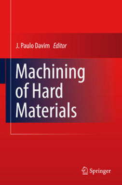 Davim, J. Paulo - Machining of Hard Materials, ebook