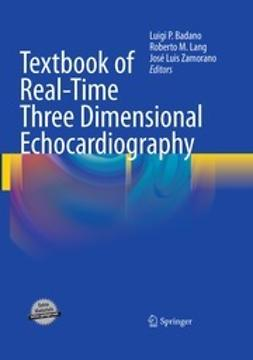 Badano, Luigi - Textbook of Real-Time Three Dimensional Echocardiography, ebook