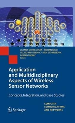 Gavrilovska, Liljana - Application and Multidisciplinary Aspects of Wireless Sensor Networks, e-kirja
