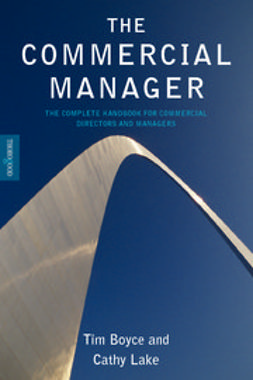 , Tim Boyce - The Commercial Manager, ebook