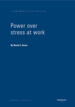 Power Over Stress at Work