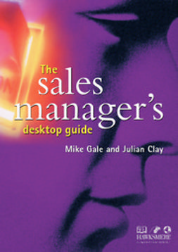 , Mike Gale - The Sales Manager's Desktop Guide, ebook