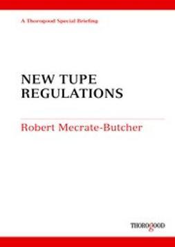 New TUPE Regulations