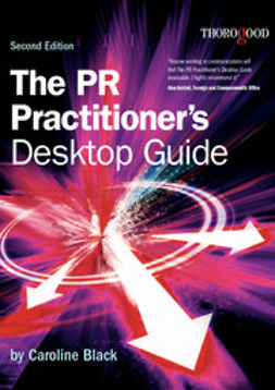 - The PR Practitioners Desktop Guide, ebook