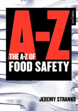 Stranks, Jeremy - The A-Z of Food Safety, ebook