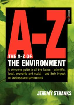 Stranks, Jeremy - The A-Z of the Environment, ebook