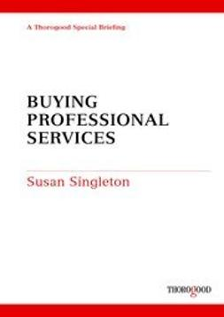 Singleton, Susan - Buying Professional Services, ebook