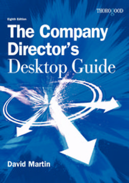 Martin, David - The Company Directors Desktop Guide, ebook