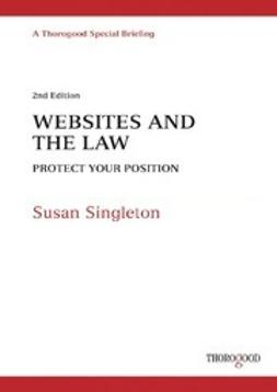 Singleton, Susan - Websites and the Law – 2nd edition, ebook