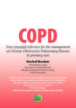 Booker, Rachel - Vital COPD, ebook