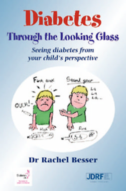 Besser, Dr Rachel - Diabetes Through the Looking Glass - Seeing diabetes from your child's perspective, e-kirja