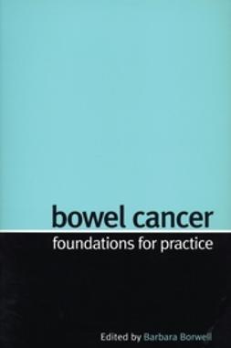 Borwell, Barbara - Bowel Cancer, ebook
