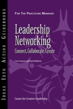 Baldwin, David - Leadership Networking: Connect, Collaborate, Create, ebook