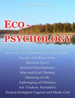 Antonov, Vladimir - Ecopsychology, e-kirja