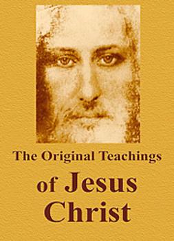 Antonov, Vladimir - The Original Teachings of Jesus Christ, e-bok