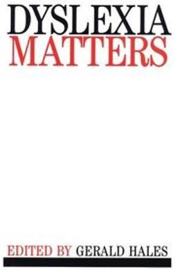 Hales, Gerald - Dyslexia Matters, ebook