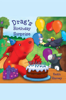 Harvey, Keith - Drag's Birthday Surprise, ebook