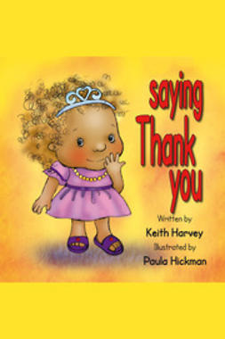 Harvey, Keith - Saying Thank You, e-kirja