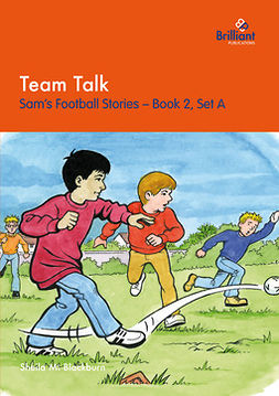 Blackburn, Sheila - Team Talk, ebook