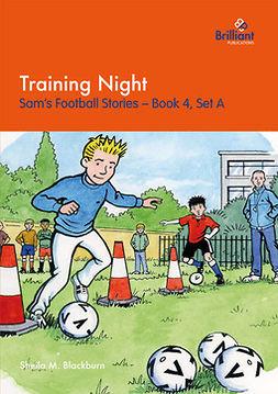 Blackburn, Sheila - Training Night, e-kirja