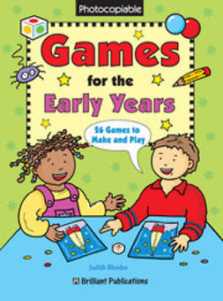 Rhodes, Judith - Games for the Early Years, ebook