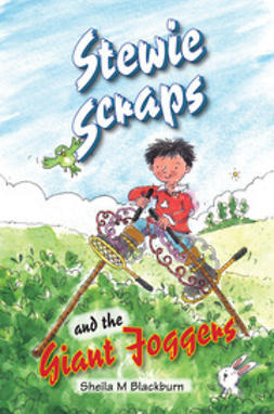 Blackburn, Sheila - Stewie Scraps and the Giant Joggers, ebook