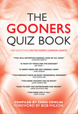 Cowlin, Chris - The Gooners Quiz Book, ebook