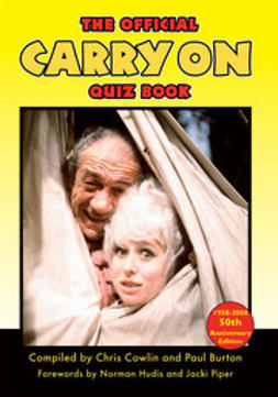 Cowlin, Chris - The Official Carry On Quiz Book, ebook
