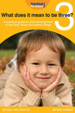 Lindon, Jennie - What does it mean to be three?, ebook