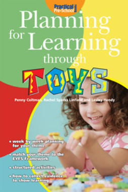 Coltman, Penny - Planning for Learning through Toys, ebook