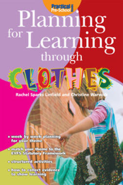 Linfield, Rachel Sparks - Planning for Learning through Clothes, ebook