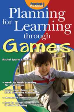 Linfield, Rachel Sparks - Planning for Learning through Games, e-bok