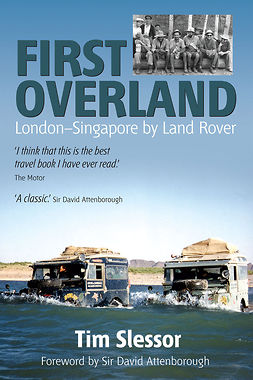 Slessor, Tim - First Overland, ebook