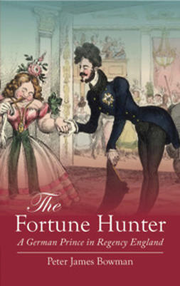 Bowman, Peter James - The Fortune Hunter, ebook