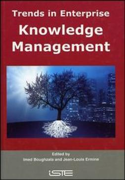 Boughzala, Imed - Trends in Enterprise Knowledge Management, ebook